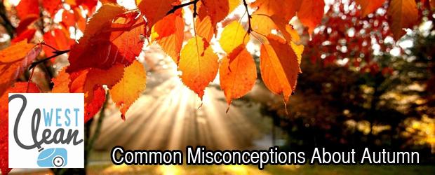 Autumn Misconceptions