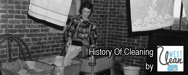 History Of Cleaning