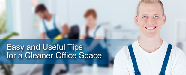 Easy and Useful Tips for a Cleaner Office Space - West Clean